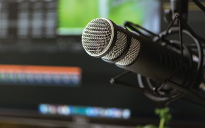 5 reasons to start a podcast
